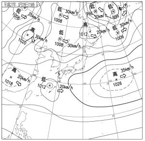 天気図サムネイル